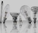Лампы накаливания, зеркальные, галогенные.