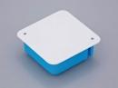 Коробка распределительная для с/п 100х100х45 мм RUVinil
