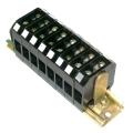 Блок зажимов наборный БЗН-23 40А