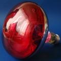 Лампа инфракрасная ИКЗК 250 Вт Е27