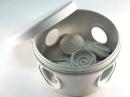 Распределительная коробка для о/п круглая 80х50 мм