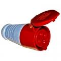 Розетка переносная ССИ-224 3P+PE 32A IEK