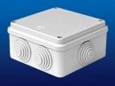 Распределительная коробка для о/п 100х100х50 мм