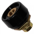 Соединитель кабельный разъемный панельный СКРП 25 гнездо