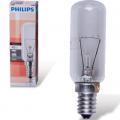 Лампа для вытяжек Philips T25L 40Вт Е14