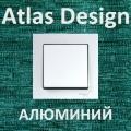 """Серия """"Atlas Design"""" цвет АЛЮМИНИЙ"""