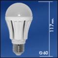 Лампа светодиодная шар A60 7W, 9W, 11W, 13W, 15W 3000K/4000K E27