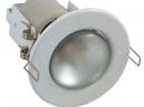 Светильник точечный встраиваемый R39, R50 белый