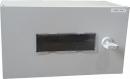 Ящик ЩРН-9 метал окно IP55 KRZMI
