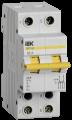 Выключатель-разъединитель трехпозиционный ВРТ-63 2P 25А 32A 40A