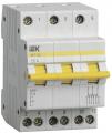 Выключатель-разъединитель трехпозиционный ВРТ-63 3P 32А 40A 63A