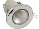 Светильник точечный встраиваемый R39, R50 хром