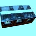 Блок зажимов винтовой TB-6003 РЭК