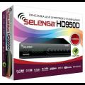 Цифровая приставка DVB-T/T2/C Selenga HD 950D
