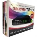 Цифровая приставка DVB-T/T2/C Selenga T 81D